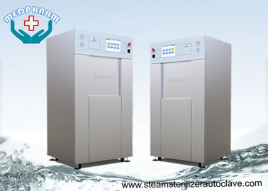 Biopharma Lab Autoclave Sterilizer With Low Water Indication System